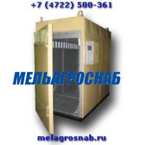 МЯСОПЕРЕРАБАТЫВАЮЩЕЕ ОБОРУДОВАНИЕ - Термокамера КТОМИ-100, КТОМИ-300М, КТОМИ-600, КТОМИ-200