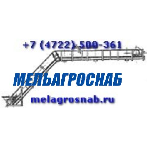 ОБОРУДОВАНИЕ ДЛЯ САХАРНОЙ ПРОМЫШЛЕННОСТИ - Транспортер грабельный (горизонтально - наклонный) ТГ-600