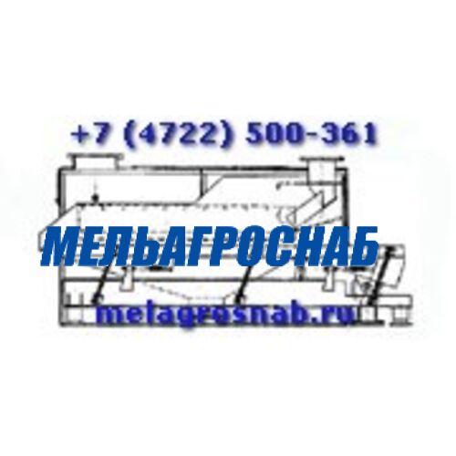 ОБОРУДОВАНИЕ ДЛЯ САХАРНОЙ ПРОМЫШЛЕННОСТИ - Вибросито Р3-ПРМ