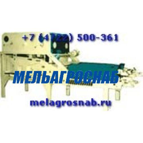 МЕЛЬНИЧНО-ЭЛЕВАТОРНОЕ ОБОРУДОВАНИЕ - Зерносемяочистительная машина Р6-ЗСМ-1