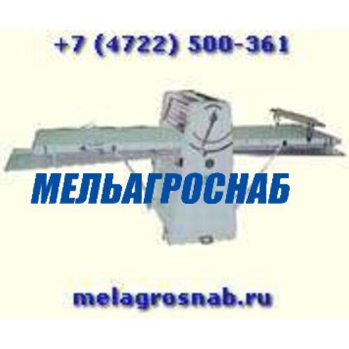 ОБОРУДОВАНИЕ ДЛЯ ХЛЕБОПЕКАРНОЙ И КОНДИТЕРСКОЙ ПРОМЫШЛЕННОСТИ - Машина напольная МНРТ 130/600 для раскатки теста
