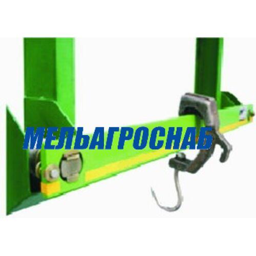 МЯСОПЕРЕРАБАТЫВАЮЩЕЕ ОБОРУДОВАНИЕ - Весы монорельсовые 500 кг (тензометрич.) ВМ500-2