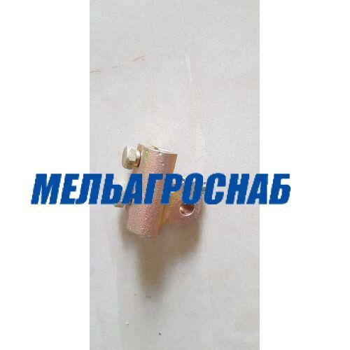 МЕЛЬНИЧНО-ЭЛЕВАТОРНОЕ ОБОРУДОВАНИЕ - Держатель крючка 5670 к головке швейной промышленной 38А, 38Д