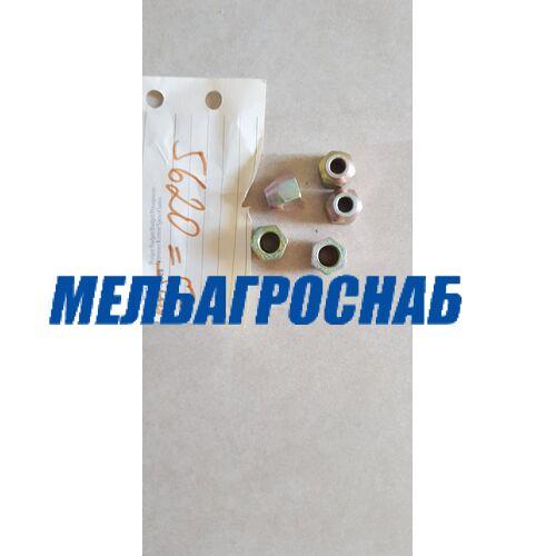 МЕЛЬНИЧНО-ЭЛЕВАТОРНОЕ ОБОРУДОВАНИЕ - Гайка 5620 к головке швейной промышленной 38А, 38Д