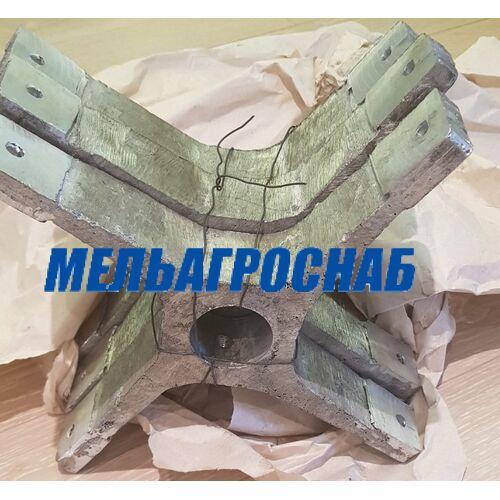 МЕЛЬНИЧНО-ЭЛЕВАТОРНОЕ ОБОРУДОВАНИЕ - Розетка А1-БПК 01.142