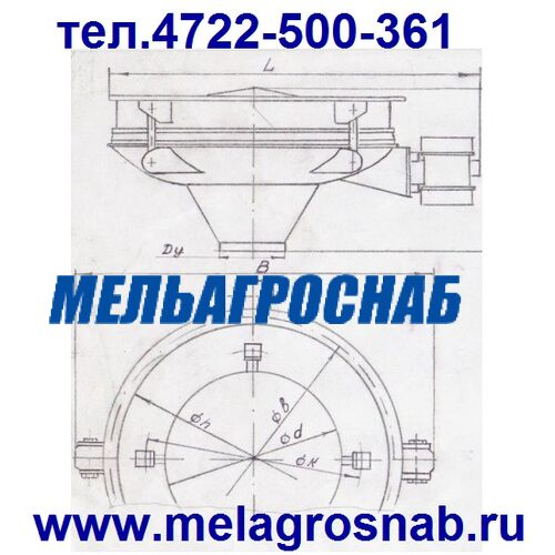 ПОДЪЕМНО-ТРАНСПОРТНОЕ ОБОРУДОВАНИЕ - Виброднище Р3-БВА-130, Р3-БВА-130А