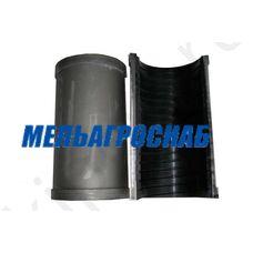 Вкладыш 2-х секционный резинометаллический ОПВ-87