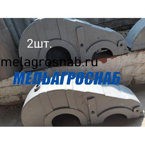 МЕЛЬНИЧНО-ЭЛЕВАТОРНОЕ ОБОРУДОВАНИЕ - Крышка картера А1-БЗН.03.002